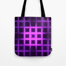 Electric Sudoku Tote Bag
