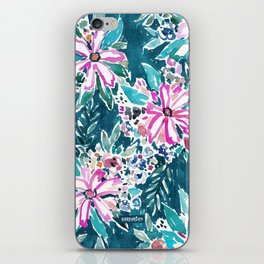 GARDENS OF TIBURON Floral iPhone Skin