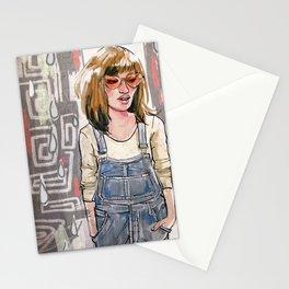 Take a walk Stationery Cards
