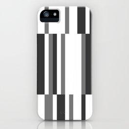 Stripe Rhythm iPhone Case
