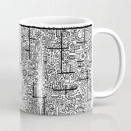Tiny Doodles Coffee Mug