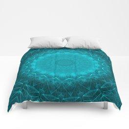 Mandala of Light Comforters