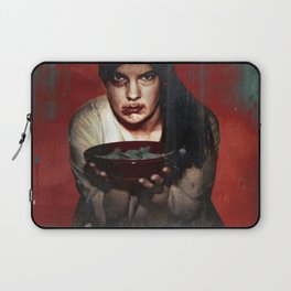 Dinner is Served Laptop Sleeve