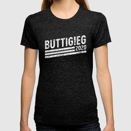 Vintage Buttigieg 2020 T-shirt