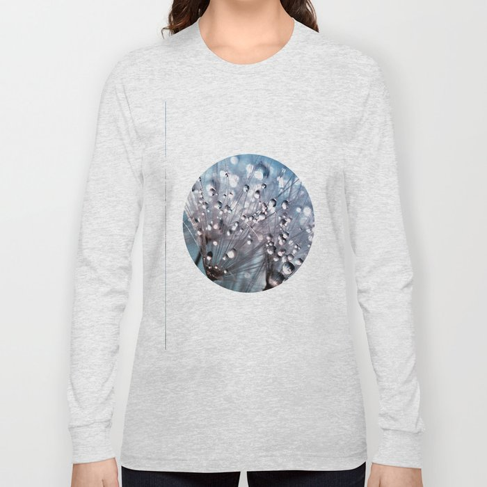 dandelion pissenlit 4 Long Sleeve T-shirt