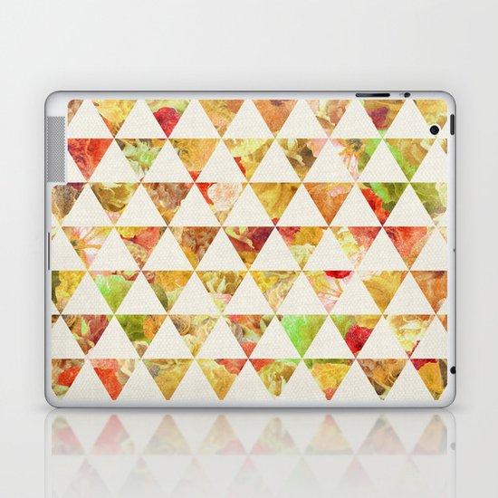 FLORAL FLOWWW SUN Laptop & iPad Skin