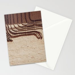 Electric Abstract Stationery Cards