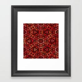 Graphic20150729 Framed Art Print