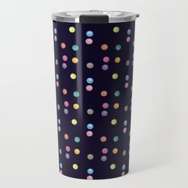 Bubble pattern 1 Travel Mug