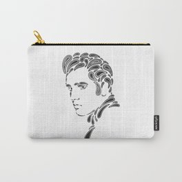 Elvis Paisley Carry-All Pouch