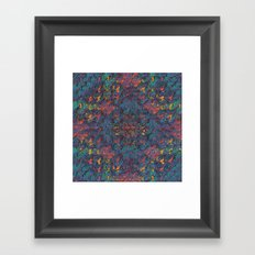 Glitching It (No. 2) Framed Art Print