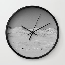 Desolate Wall Clock