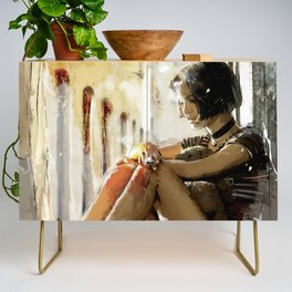 Mathilda - Leon the Professional Credenza