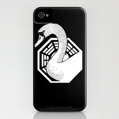 Swan Slim Case iPhone (4, 4s)