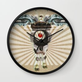 Radiation Day · Monolithic Baby Wall Clock