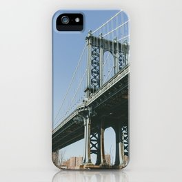 Down Under the Bridge iPhone Case