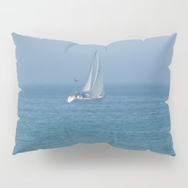 Sailing Lake Huron  Pillow Sham