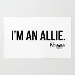 Potteroitca: I'm an Allie Rug