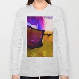 Abstract Bliss 4C by Kathy Morton Stanion Long Sleeve T-shirt