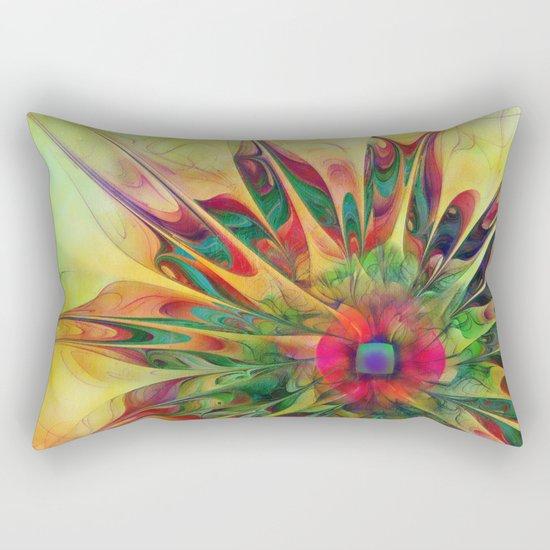 Gypsy Dance Rectangular Pillow
