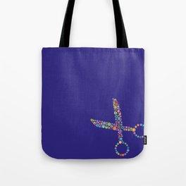 scissors / tijeras Tote Bag