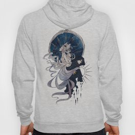 The Sun, the Moon and the Star Hoody