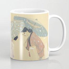 Parasols Coffee Mug