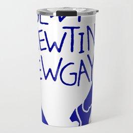 BEWT SKEWT TANK TOP Travel Mug