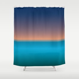 SNST—Tortolla (horizontal) Shower Curtain