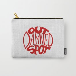 Out Damned Spot Carry-All Pouch