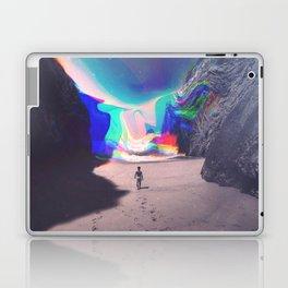 Rainbow Waves Laptop & iPad Skin
