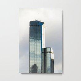 Rialto Towers Metal Print