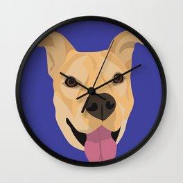 Newt Wall Clock