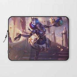 Victorious Orianna Splash Art  Wallpaper Background Official Art Artwork League of Legends lol Laptop Sleeve