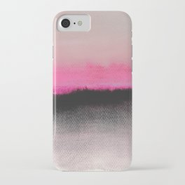 Double Horizon iPhone Case