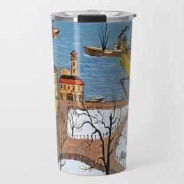 Glenn Coleman Battery Park Travel Mug