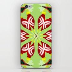 Kaleidoscope 'K1 SQ' iPhone & iPod Skin