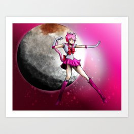 Sailor Charon Art Print