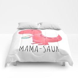 Mama-saur Comforters
