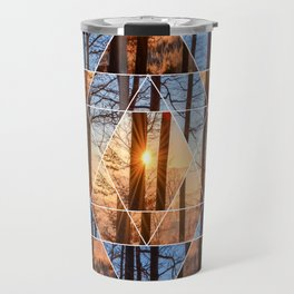 Starry Sunset Travel Mug