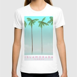 Islamorada Florida vacation print T-shirt