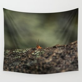 The Cliffhanger Wall Tapestry