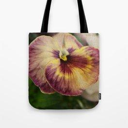 Viola vintage style Tote Bag