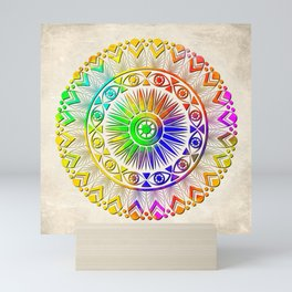 Mandala1 Mini Art Print