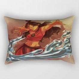 Fire Nation Katara Rectangular Pillow