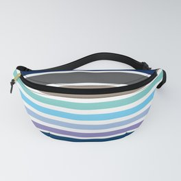 Cool Pleasant Stripes Fanny Pack