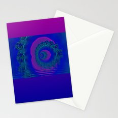 Another Day in Paradise Stationery Cards