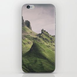 The Majesty of the Quiraing iPhone Skin