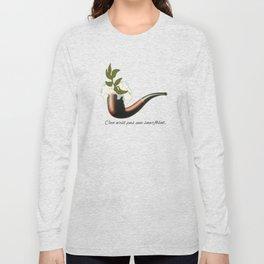 The Treachery of Seagulls Long Sleeve T-shirt