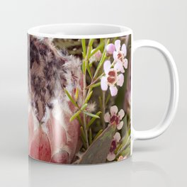 Feather Protea Coffee Mug